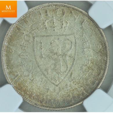 1 Krone 1915 kvalitet MS65