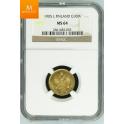 Finland: 10 Markkaa 1905 L sjelden mynt