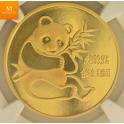 Panda 1982 MS67 første året, meget populær mynt!