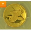 2015 Australia 1-oz Gold Wedge-Tailed Eagle PCGS PR69 DCAM High Relief