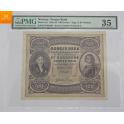 100 kroner 1941 B PMG gradert til VF35