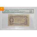 10 kroner 1913 D gradert til Fine 15