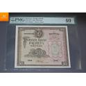 50 Kroner London 1944 X