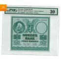 50 kroner 1965 Z kvalitet VF30 - RR seddel