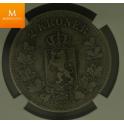 2 krone 1887 kvalitet F12